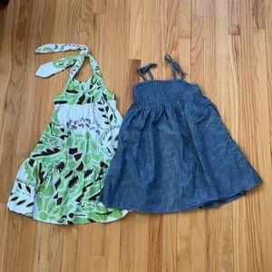 Gap Breezy 2 Dress Bundle